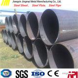 Труба горячего сбывания стальная на труба гальванизированная конструкцией стальная 4 дюйма