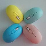 Süßigkeit-Farbe USB-optische drahtlose Maus