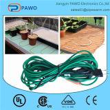 温度のサーモスタットを搭載するシードの暖房のワイヤーまたはプラント暖房ケーブル