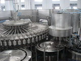 Machine à thé de jus (ligne de remplissage à chaud de machines de remplissage) en Chine