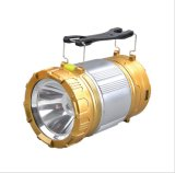 공장 충전기를 가진 직매 LED 태양 Lantern&Solar 야영 손전등