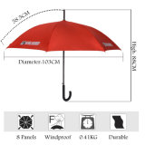 Good Quality 23inch X 8K Prtable Straight UV Umbrella Protection
