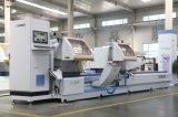 Profil de fenêtre en aluminium double tête de la machine de découpe CNC