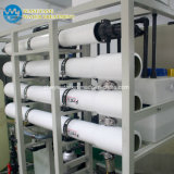 Trattamento industriale dell'acqua di mare del sistema di osmosi d'inversione della membrana RO