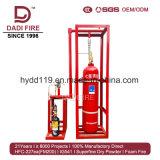 El proyecto modifica el sistema extintor de la lucha contra para requisitos particulares el fuego Hfc227ea (FM200)