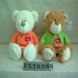 St2002 Leuke Gevulde Teddybeer met leiden