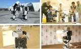 Nuovo robot educativo stampato creativo 3D