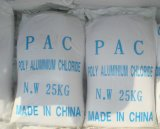 Secado por aspersión PAC el 30% para el tratamiento del agua potable