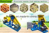 中国の米のコーンフラワーの粉は機械スナックの押出機吹いた