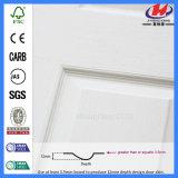 Composite de madera corrediza Honeycom papel blanco de la puerta de la imprimación (JHK-SK09)