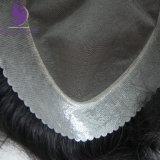 人間の毛髪の上のモノラル基礎人間の毛髪のToupee
