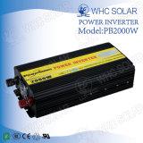 高品質12V 2000Wの太陽系力インバーター