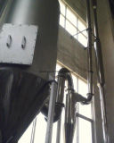 Сушильщик потока воздуха Qg вертикальный внезапный для крахмала