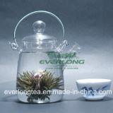 Китайский Handmade художнический чай, чай цветения, Flowering чай, зацветая шарики чая с подгонянным пакетом подарка (BT004)
