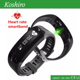 Intelligentes Armband mit Puls-Monitorwristband-Eignung-Verfolger