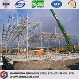 Sinoacmeは鉄骨構造のショッピングセンターの建物を組立て式に作った
