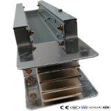 Tipo bandeja da escada da liga de alumínio de cabo com certificado do Ce