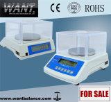 Plataforma calificada Ce Báscula electrónica, el equilibrio, la balanza de alta precisión