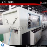 Automatische Belüftung-Plastikrohr-Extruder-Maschine