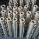 Brosse à poils en nylon Industriel fabricant de rouleau perforé