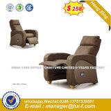 Hotel moderno de muebles de cuero sofá reclinable Hx-S338.2)
