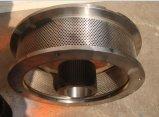 小球形にさせる機械にステンレス鋼を飼料は停止する