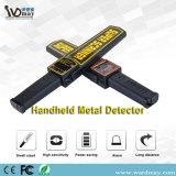 Sensibilidad Handheld del detector de metales de la herramienta del explorador del sistema de seguridad alta