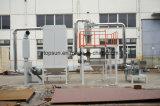 Neuer Typ vertikales reibendes System für Puder-Beschichtung-Lack