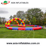 Outdoor Inflatable Football Dribble Area Sports