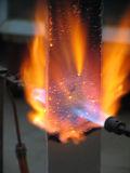 Placa de suporte de mosaico de fogo em MGO