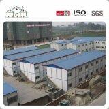 Сэндвич-панелей лампы стальной конструкции рамы сегменте панельного домостроения модульного дома/Mobile живых строительство/сборные дома