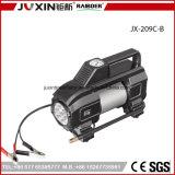 150psi Cilindro Duplo Electric 12V DC com Compressor de ar portátil de luz LED Insuflador do Pneu