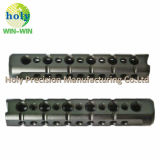 Qualität CNC-maschinell bearbeitender Aluminiumverbinder für fotographisches Gerät