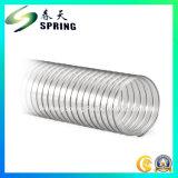 Boyau industriel de l'eau d'irrigation de Netiing de boucle de spirale de fil d'acier de PVC