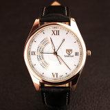 Z337 la mejor China de lujo mira a hombre, reloj del bisel del cuarzo del deporte