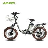 [أيموس] دور كهربائيّة درّاجة [500و] درّاجة [إيتلين] كهربائيّة يطوي [إبيك] 20 بوصة