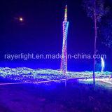 Indicatori luminosi urbani della decorazione della via di illuminazione del LED di natale professionale di progetto