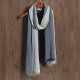 Van het Katoenen van vrouwen 180*70cm Sjaal van de Sjaal van de Herfst van de Lente Blok van de Kleur Warme Geweven (SW121)