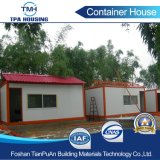 Fast Assembly Adaptable Container Steel Frame House