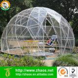 يجمّع أداة متعدّد وظائف حرّة بلاستيكيّة بنية دفيئة حديقة قبة