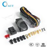 Interruttore di cambiamento di controllo del kit delle automobili CNG GPL 725