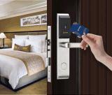 Orbita à prova de alta segurança com fechadura de porta Hotel Eletrônico Bhma Certificado para Hotel 5 Estrelas