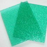 Het lichtgewicht Blad van het Polycarbonaat van de Materialen van de Muur van de Materialen van het Dakwerk Lichtgewicht