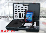 Voiture Scanner x 431 V+ et Heavy Duty HD Modèle de diagnostic du chariot 2 en 1
