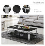 Tavolino da salotto di vetro Tempered della mobilia del salone