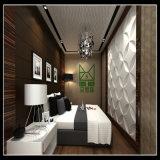 El panel de pared de diseño creativo para la decoración de interiores