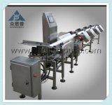 Морепродукты конвейер вес машины сортировки
