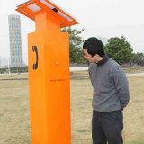 Téléphone Emergency solaire G-3000 de région de précipitation dure de tour