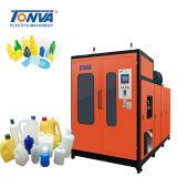 Tonva 1L einzelne Station-Strangpresßling-Blasformen-Maschine/kleine Plastikblasformen-Maschine