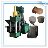 Hydraulique réutiliser la presse à briqueter en métal